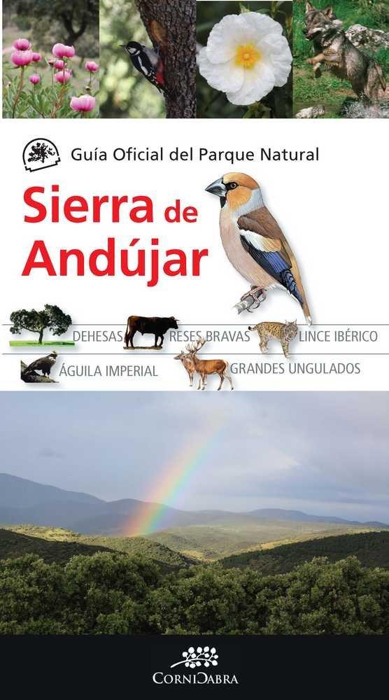 Guia oficial del parque natural sierra de andujar