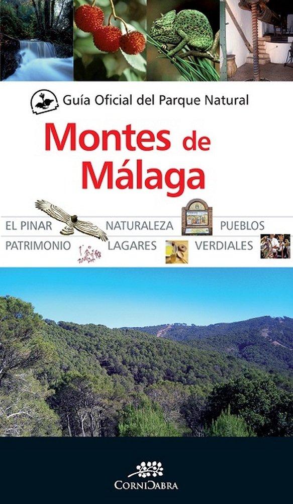 Guia oficial parque natural montes de malaga