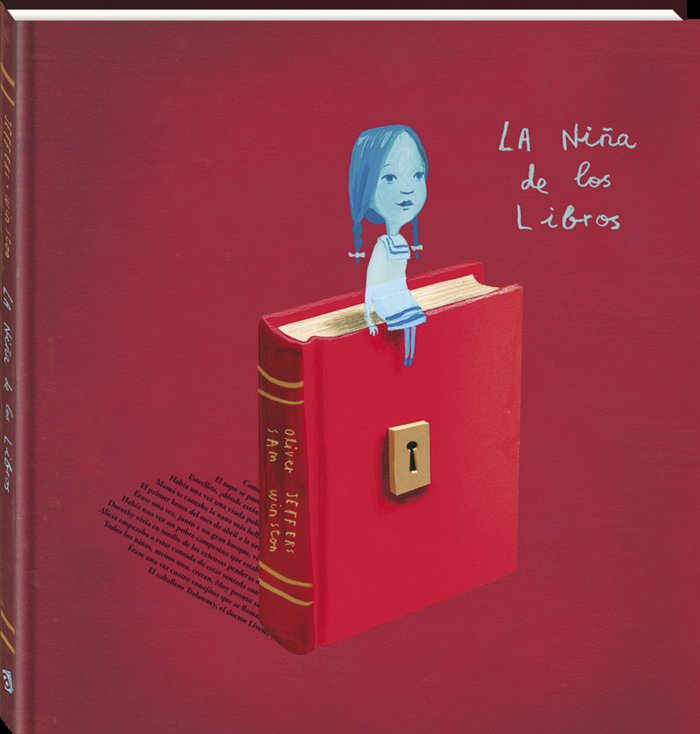 la niña de los libros lirbos sobre libros