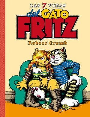 7 vidas del gato fritz,las