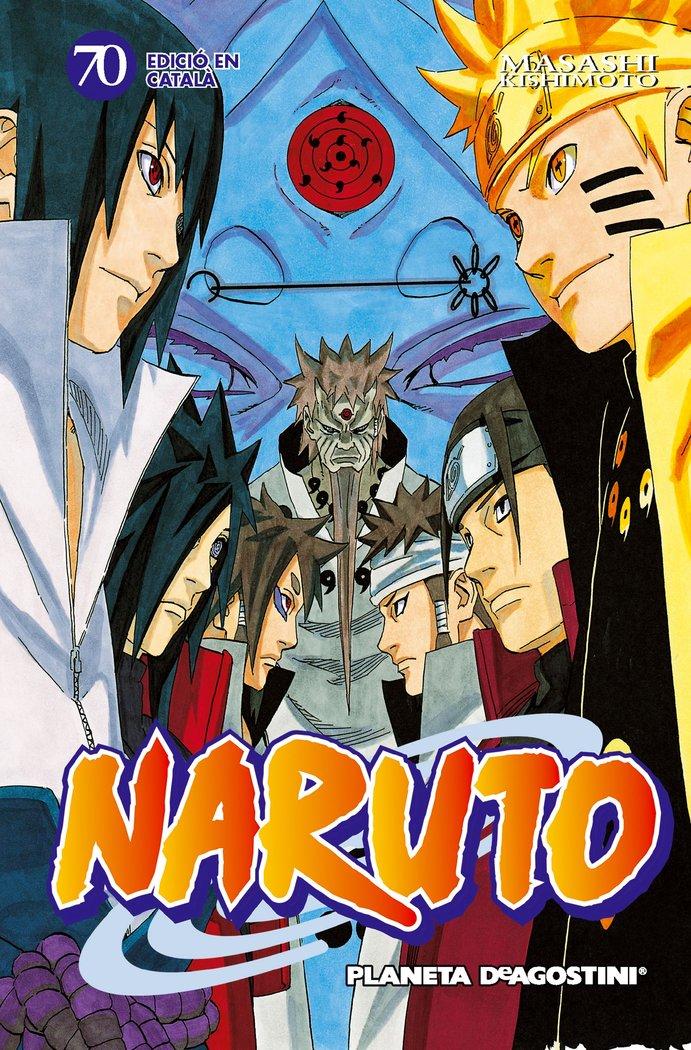 Naruto catala 70/72