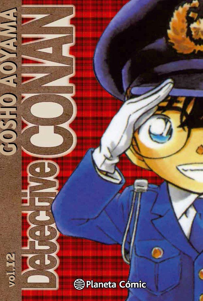 Detective conan 12 (nueva edicion)