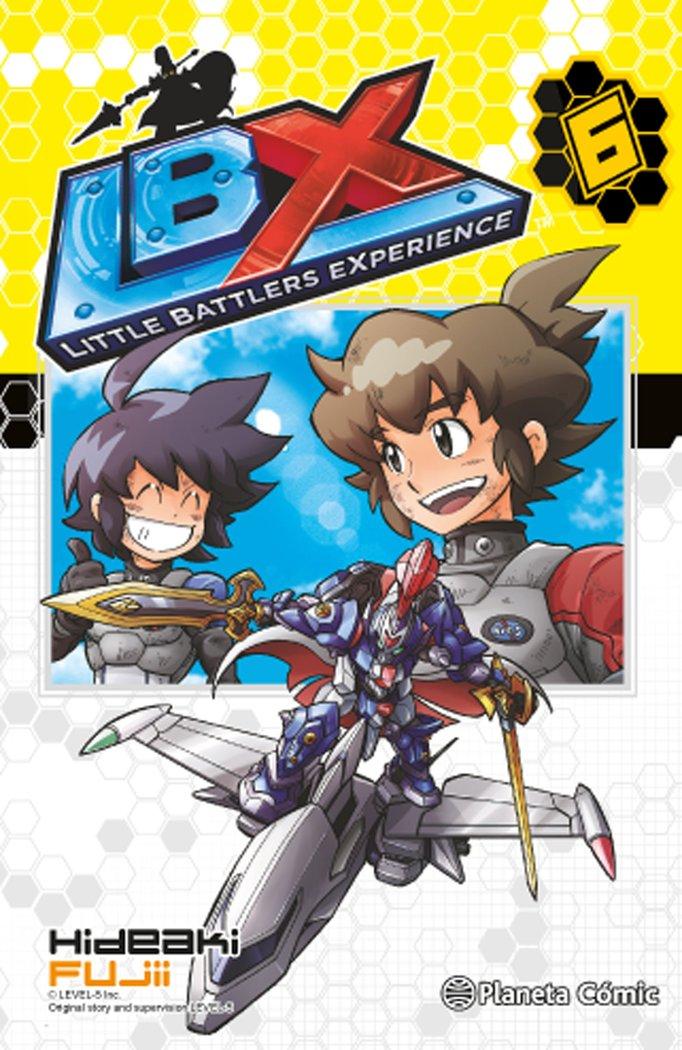Little battlers experience 6