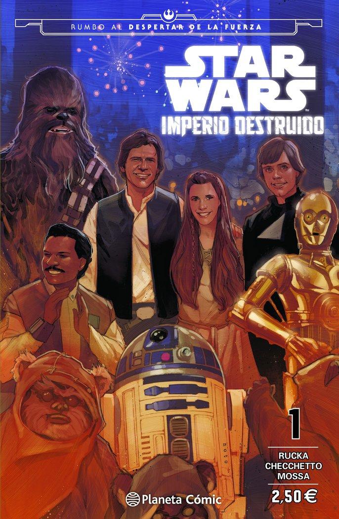 Star wars imperio destruido 1