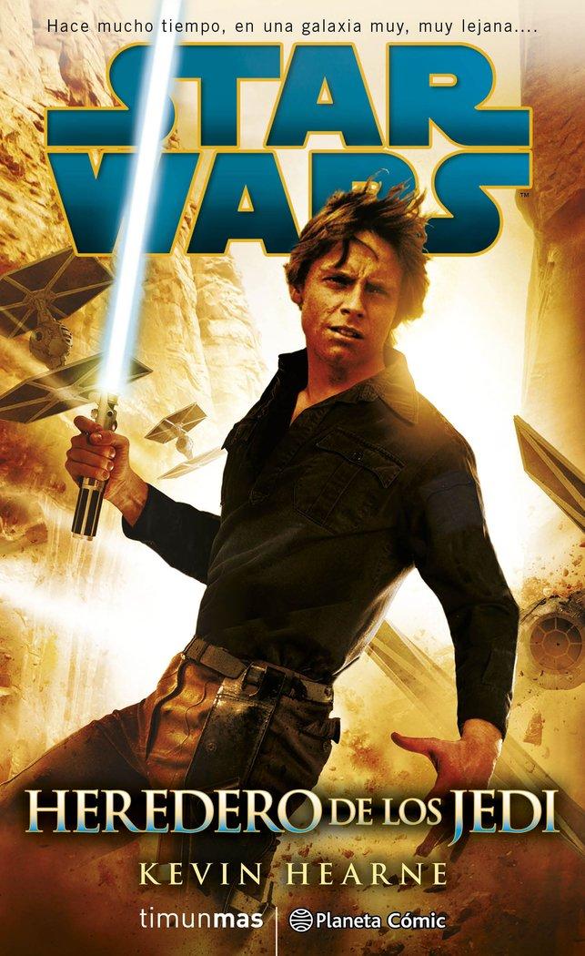 Star wars heredero de los jedi