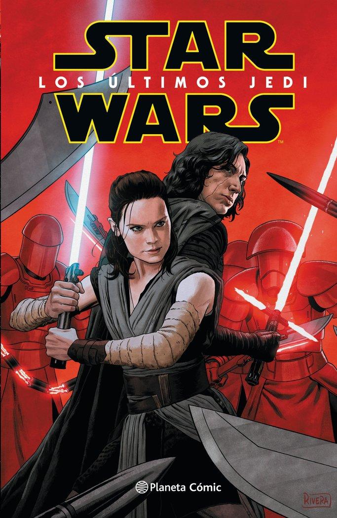 Star wars los ultimos jedi hc