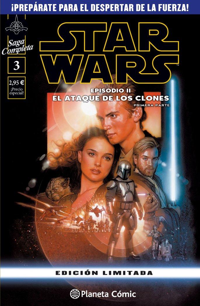 Star wars episodio ii (primera parte)