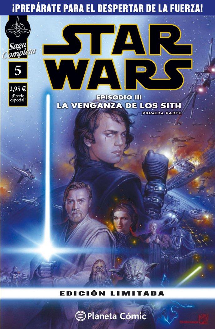 Star wars episodio iii (primera parte)