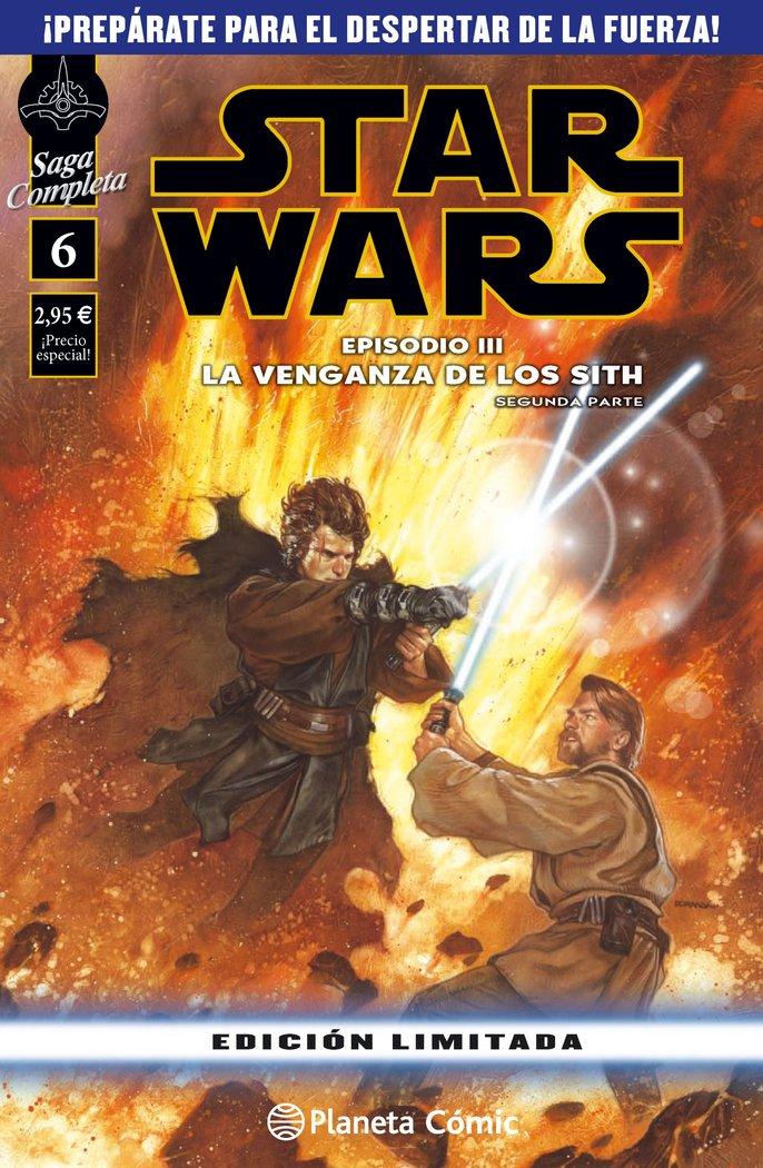 Star wars episodio iii (segunda parte)