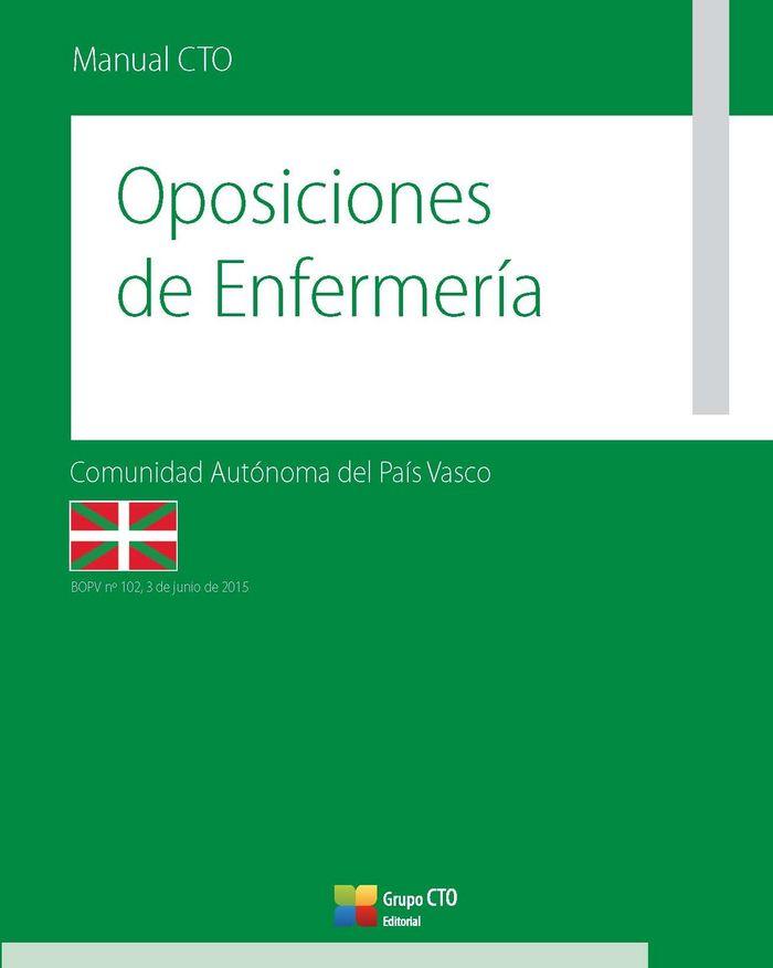 Manual de oposiciones de enfermeria comunidad autonoma del p