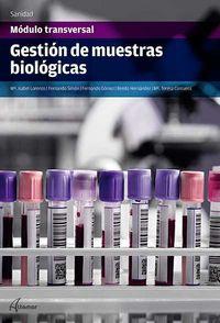 Gestion muestras biologicas cf gs 15