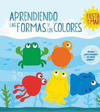 Aprendiendo las formas y colores