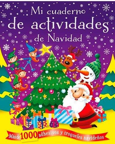 Mi cuaderno de actividades de navidad