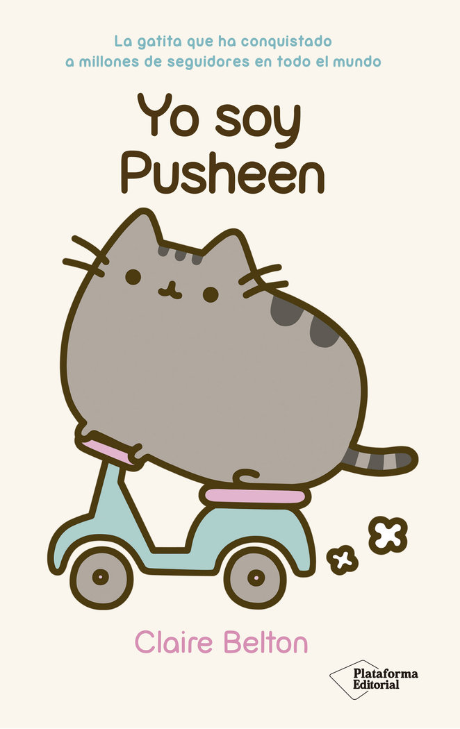 Yo soy pusheen