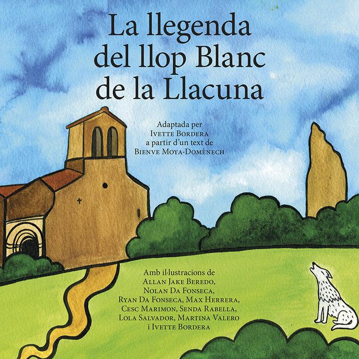 La llegenda del llop blanc de la llacuna