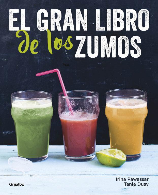 Gran libro de los zumos,el