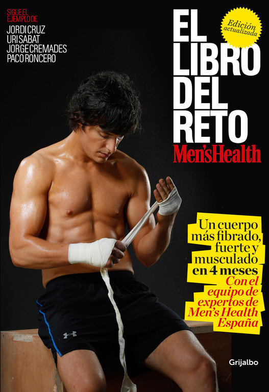 libro del reto men's health pdf