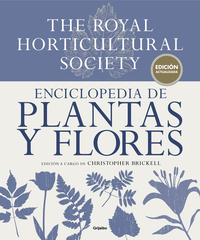 Enciclopedia de plantas y flores. the royal horticultural so