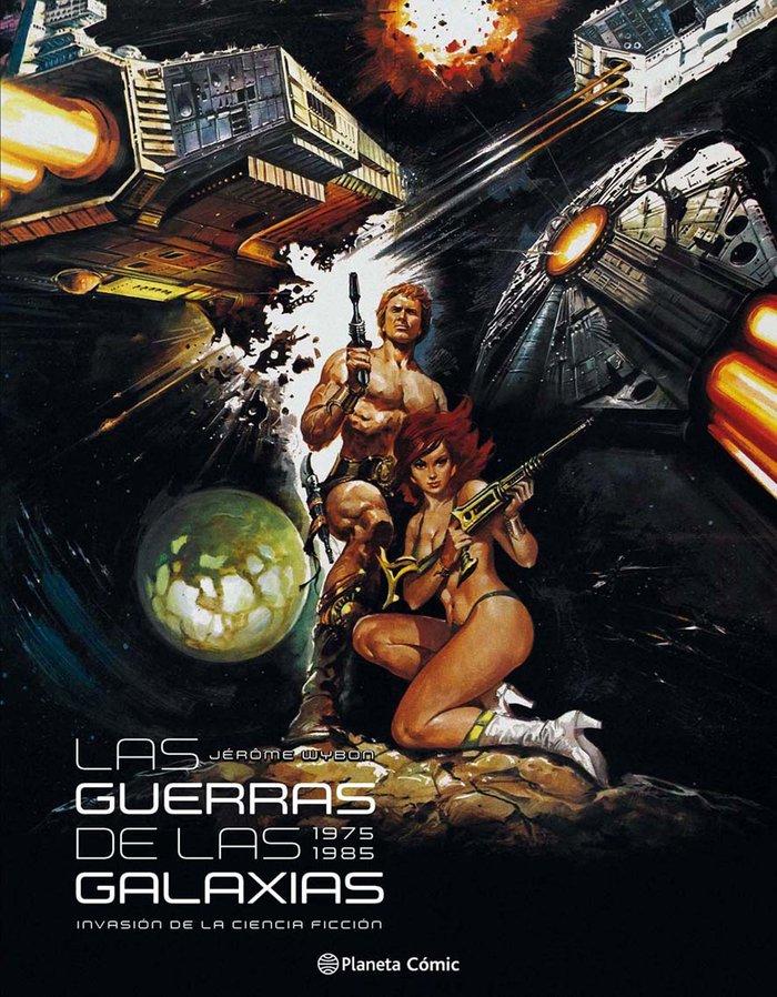 Guerras de las galaxias,las