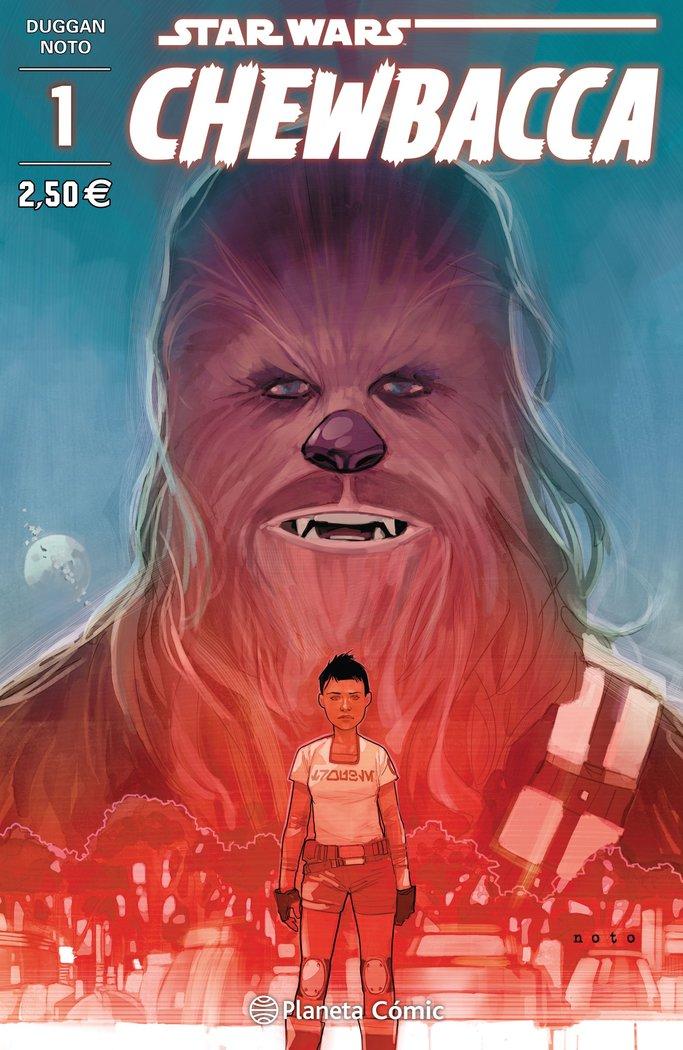 Star wars chewbacca 1