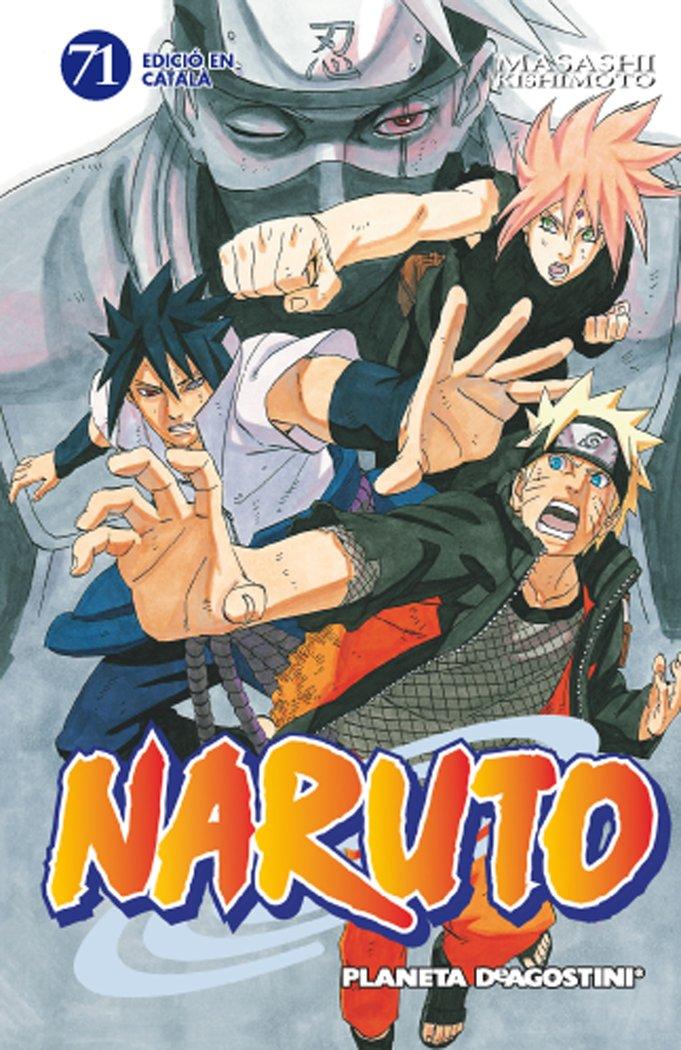 Naruto catala 71/72