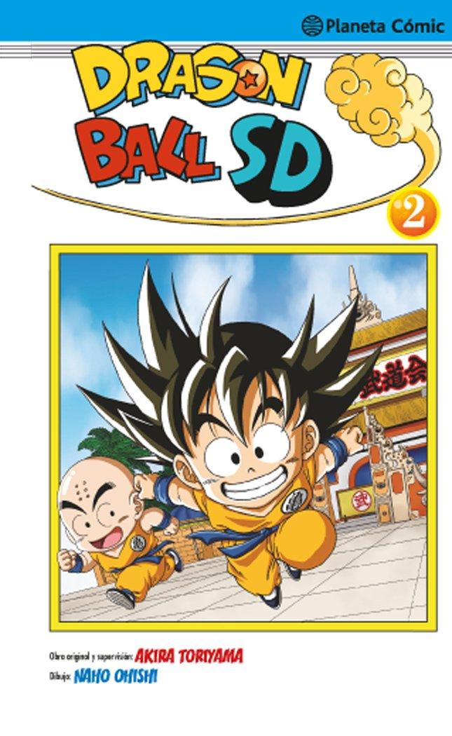 Dragon ball sd 2