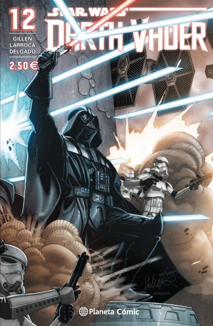 Star wars darth vader 12