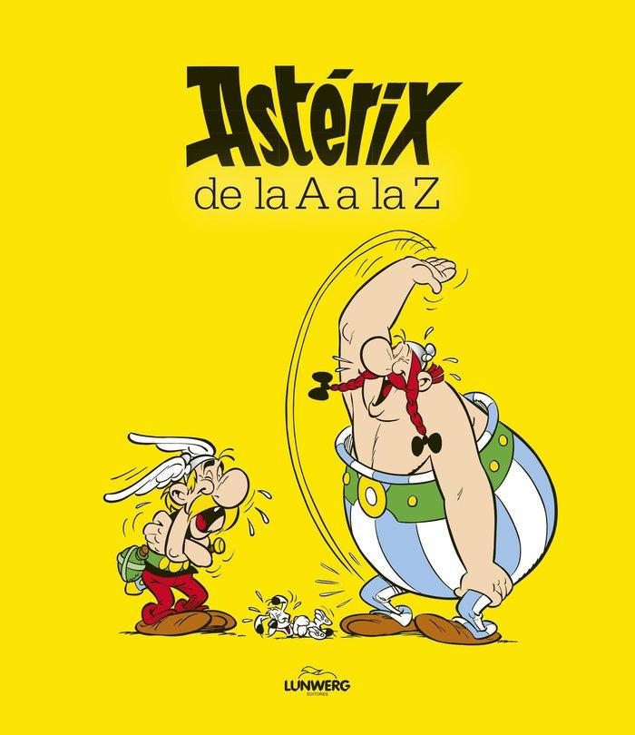Asterix de la a a la z