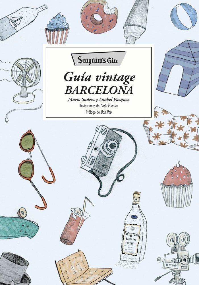 Seagram's gin. guia vintage barcelona