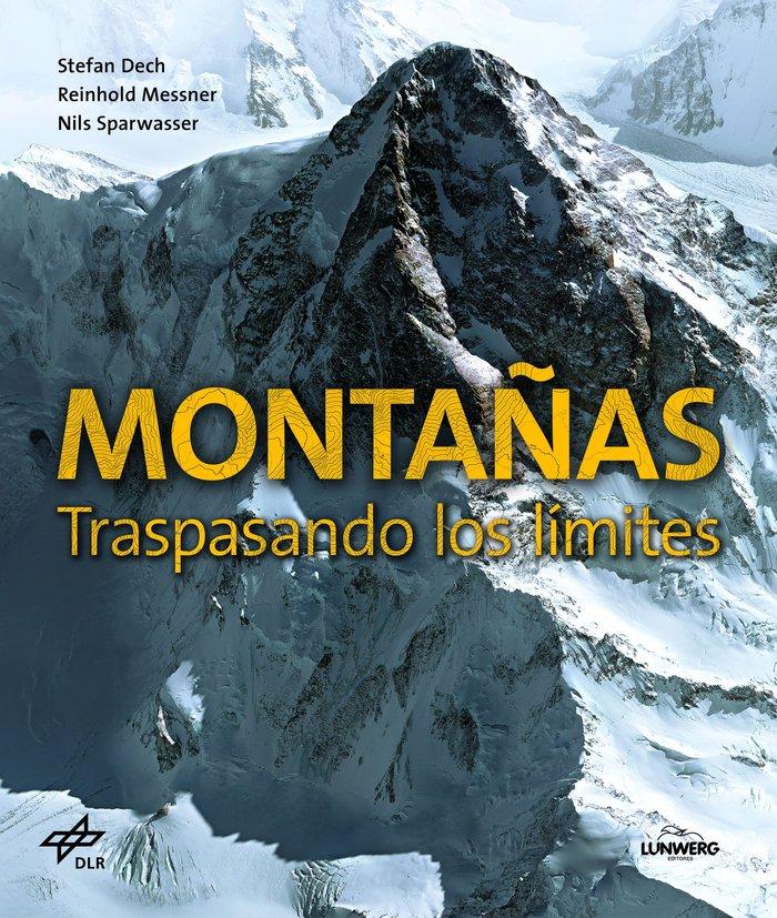 Montañas traspasando los limites