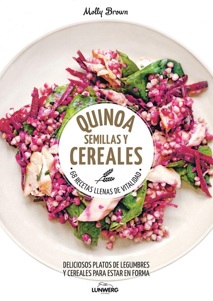 Quinoa semillas y cereales