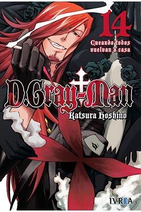D gray man 14
