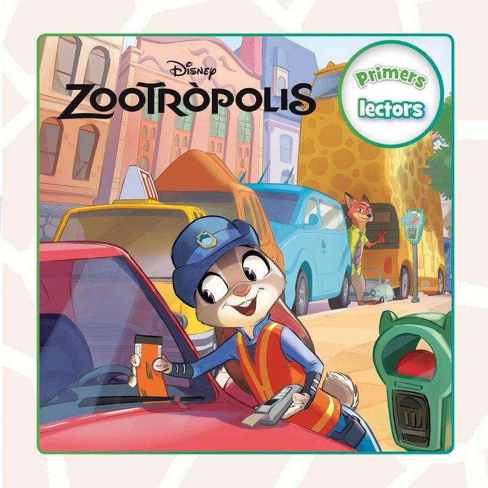 Zootropolis. primers lectors
