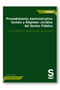 Procedimiento administrativo comun y regimen juridico del se
