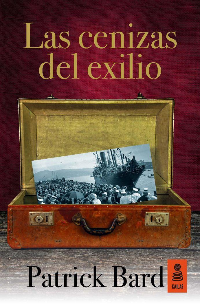 Cenizas del exilio,las