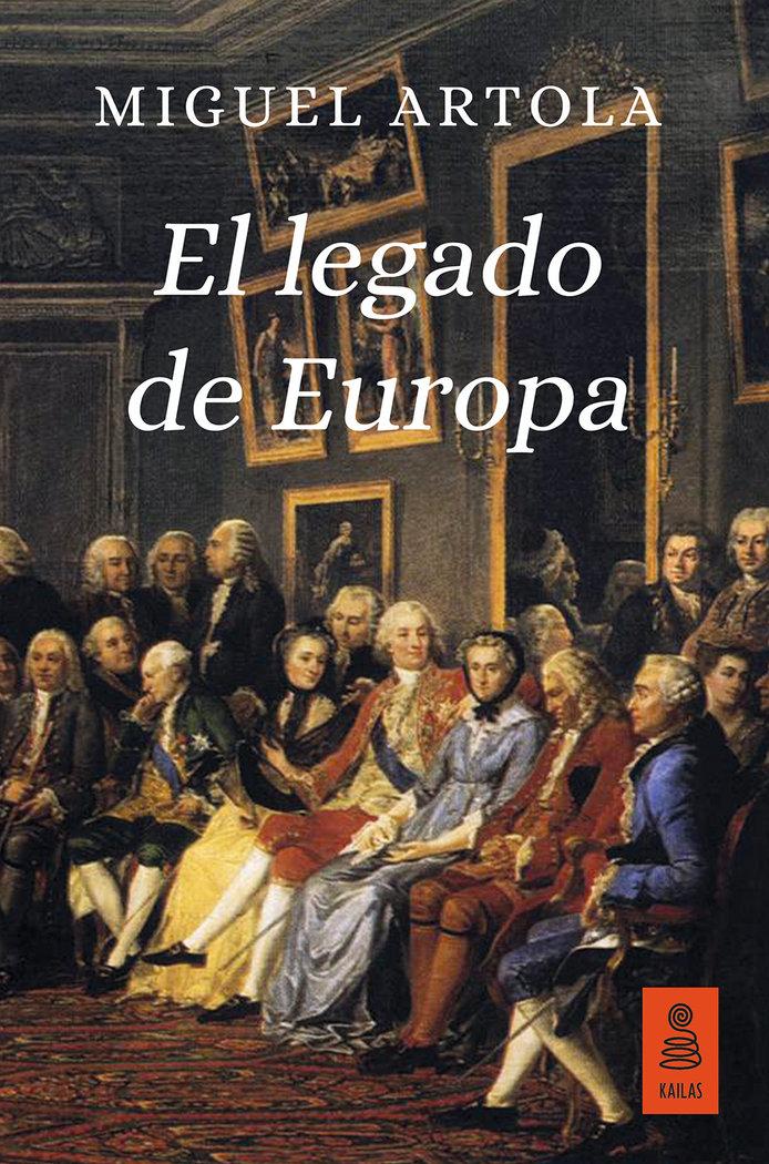 Legado de europa,el
