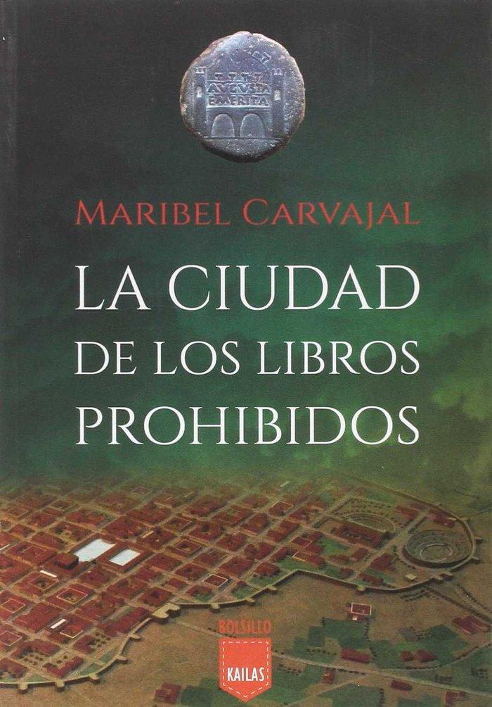 Ciudad de los libros prohibidos,la