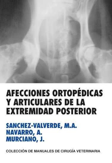 Afecciones ortopedicas y articulares de la extremidad poster