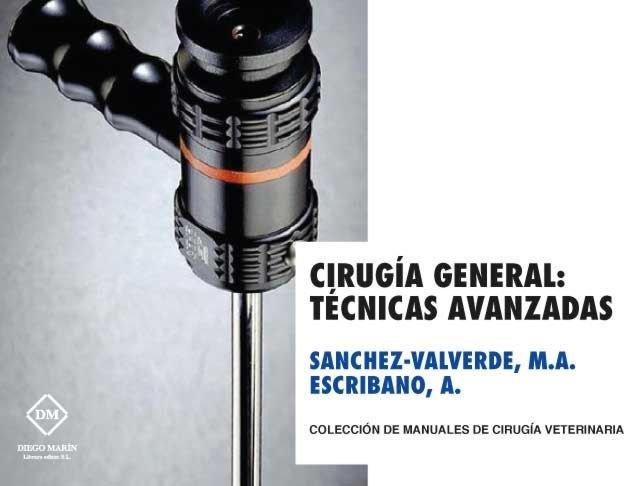 Cirugia general: tecnicas avanzadas
