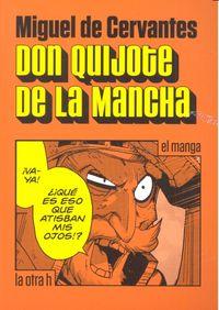 Don quijote de la mancha (manga)