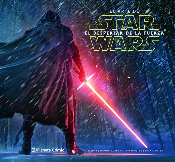Star wars el arte del despertar de la fuerza