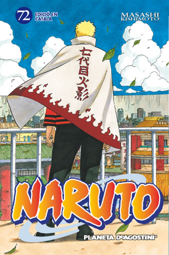 Naruto catala 72/72