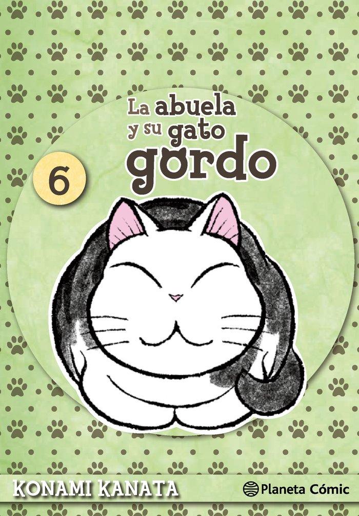 Abuela y su gato gordo 6
