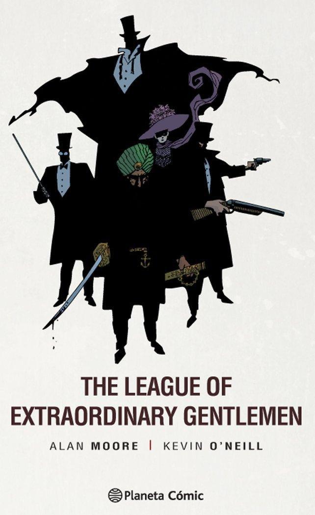 League of extraordinary gentlemen 1
