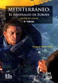 Mediterraneo el naufragio de europa