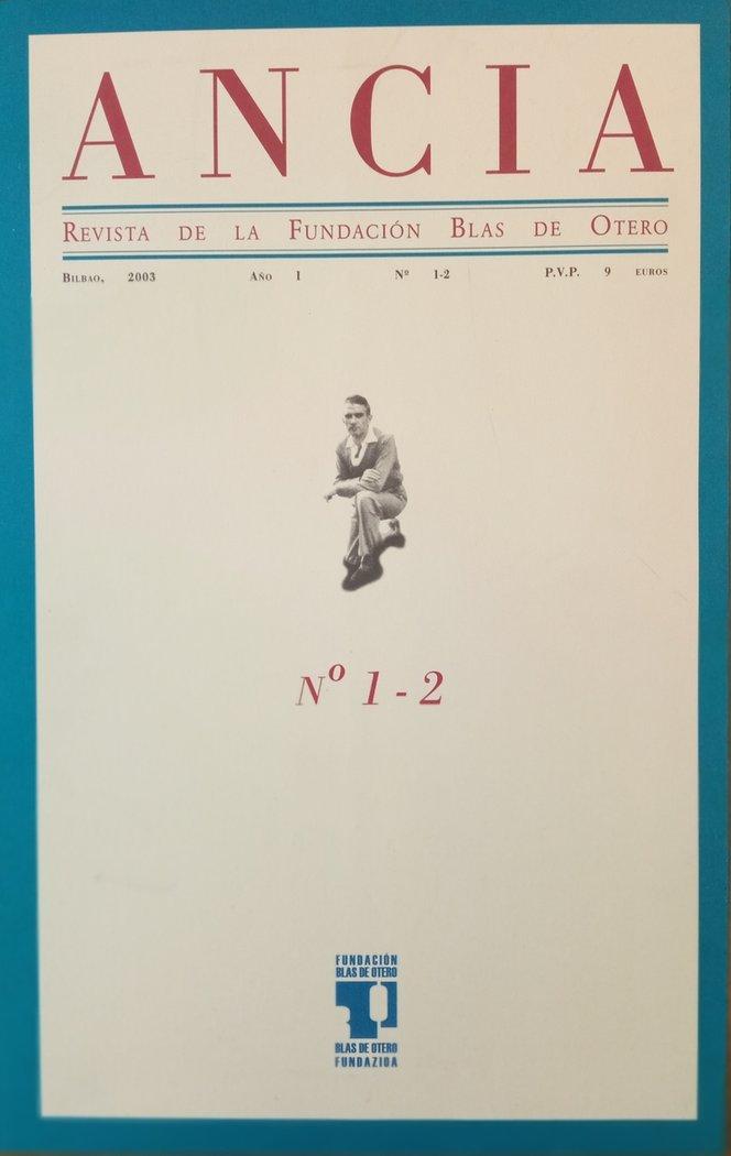 Revista ancia numeros 1 y 2