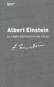 Albert einstein libro definitivo de citas