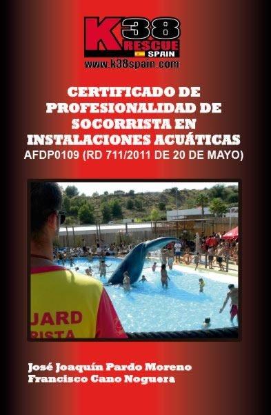 Certificado de profesionalidad de socorrista en instalacione
