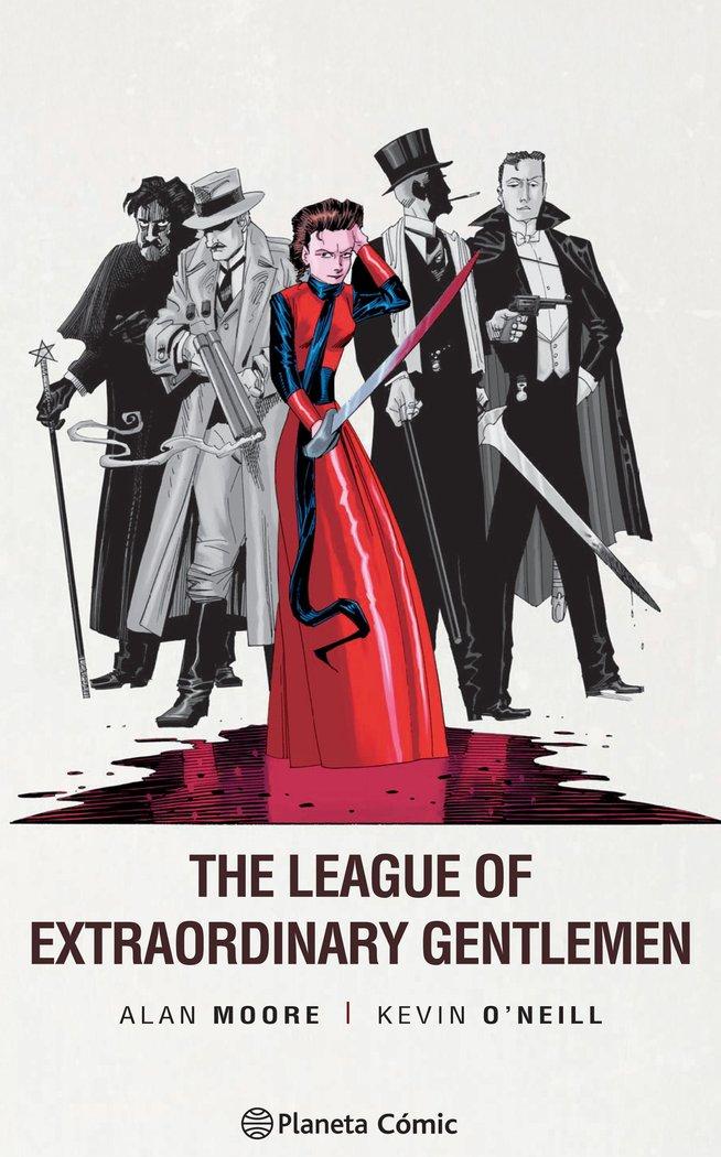 League of extraordinary gentlemen 3