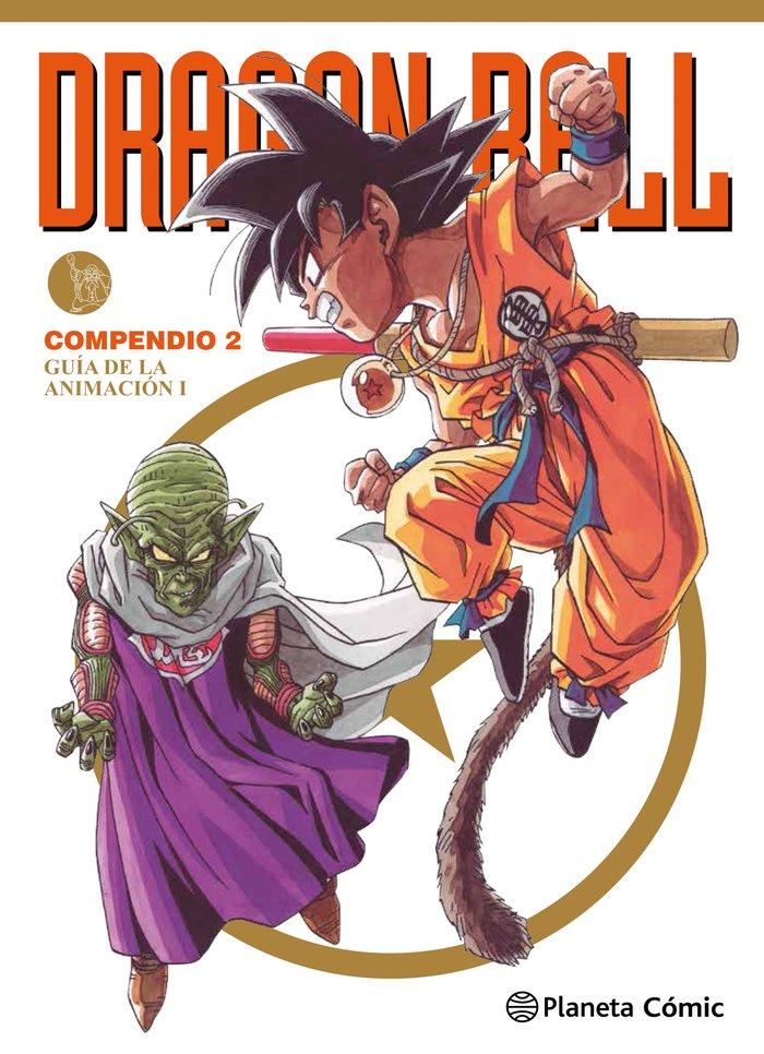 Dragon ball compendio 02/04 (t)
